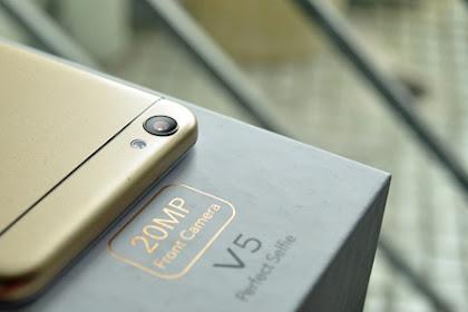 Spesifikasi dan Harga Vivo V5, Smartphone Vivo Dengan Kamera Paling Kece