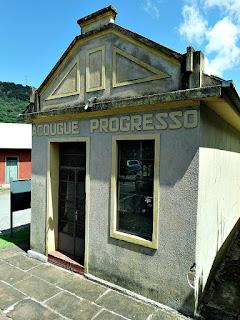 Museu do Açougue Progresso - Parque Histórico Municipal Jorge Kuhn, Picada Café