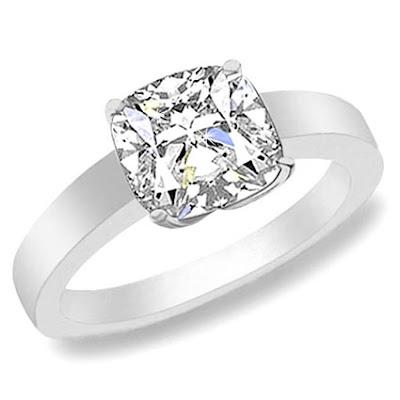 Cut Diamond Engagement Rings