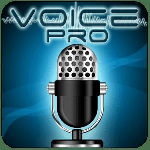 تحميل برنامج تحرير الصوت Voice PRO - HQ Audio Editor مجانا للاندرويد
