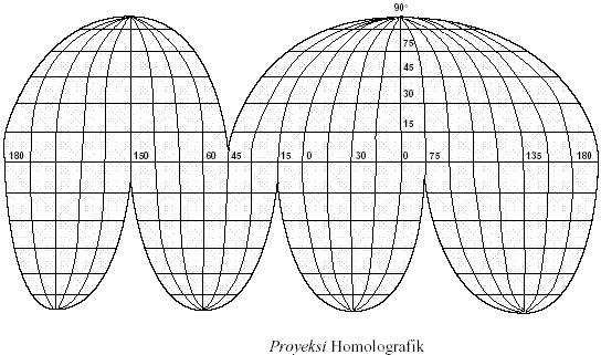 Proyeksi Homolografik