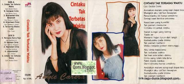 Annie Carera saat masih muda
