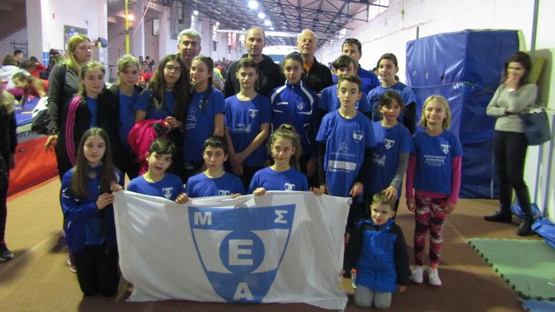 Διακρίσεις για τους μικρούς αθλητές Στίβου του Εθνικού Αλεξανδρούπολης