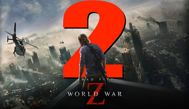 world war Z 2, premiery, filmów, 2017
