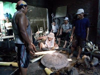 pembuatan gamelan