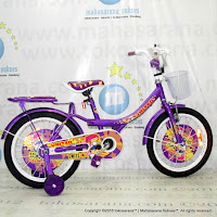 United Twist Kids Bike