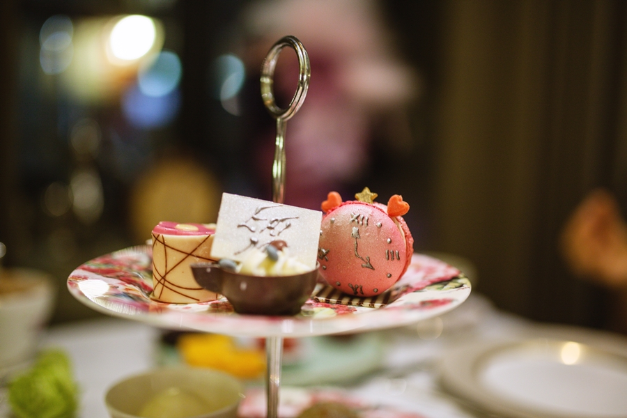 taj hotel alice in wonderland tea