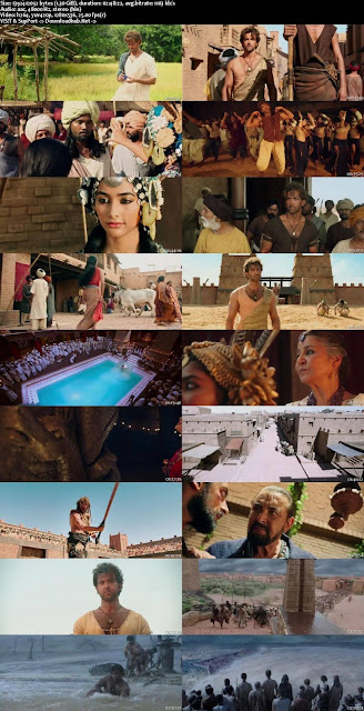 Mohenjo Daro Full Movie Screenshots