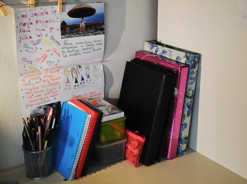 Promarkery, rysunki oraz organizacja przyborów + nowy wygląd bloga