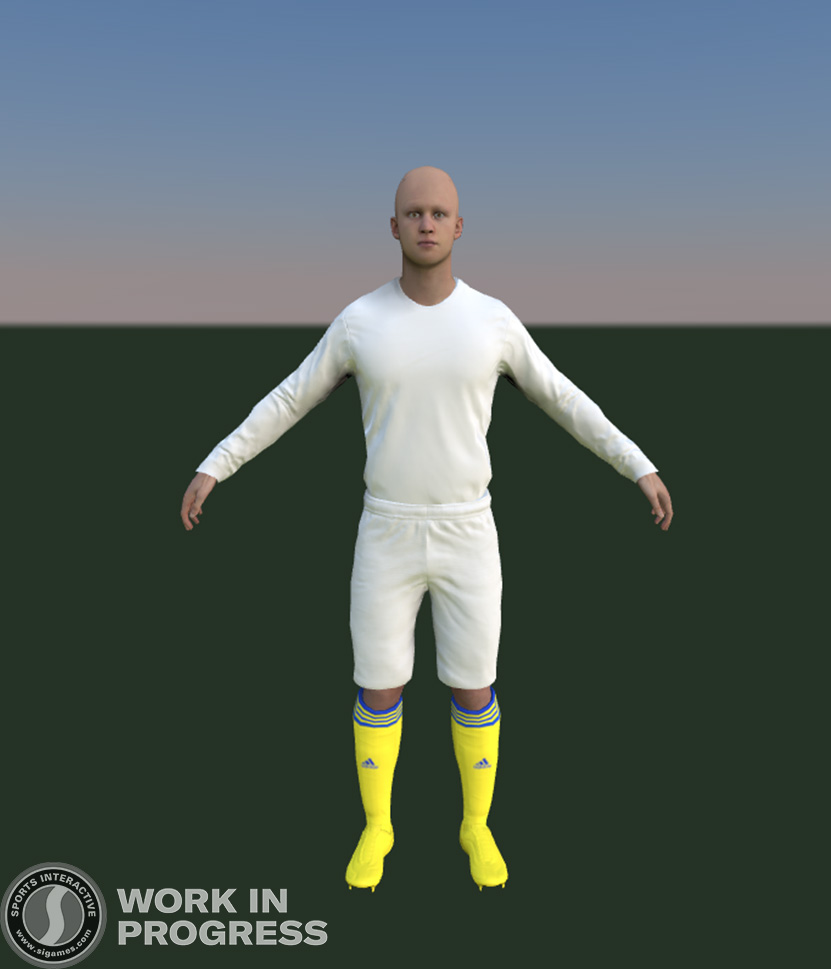 The new player model for Football Manager 2020