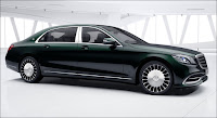 Đánh giá xe Mercedes Maybach S560 4MATIC 2019 tại Mercedes Trường Chinh