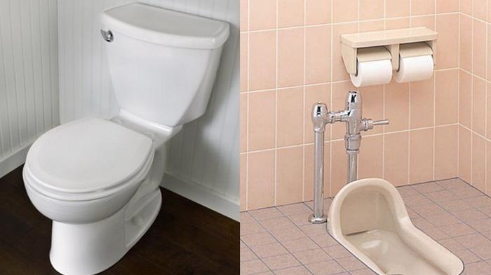 Terkait Kesehatan, Mana Lebih Baik Antara WC Duduk dan Jongkok?