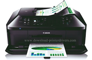 Canon PIXMA MX920 Printer Driver - Free Download