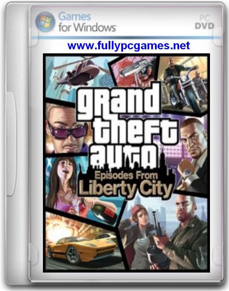 Grand Theft Auto Episodes From Liberty City Game - Free ...