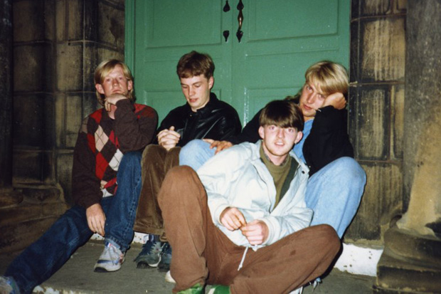 EIGHTIES CASUALS: PARIS 'LEEDS CASUALS' EXHIBITION
