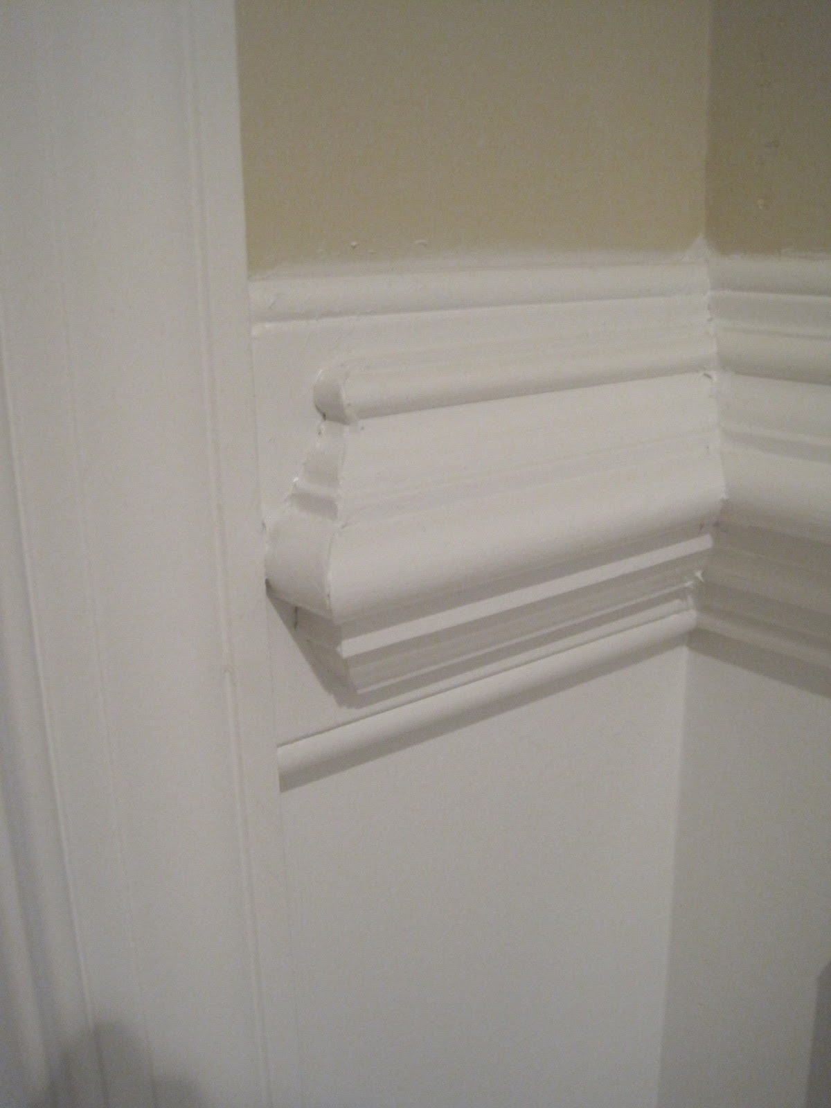 How To Paint Wall Corners Height
