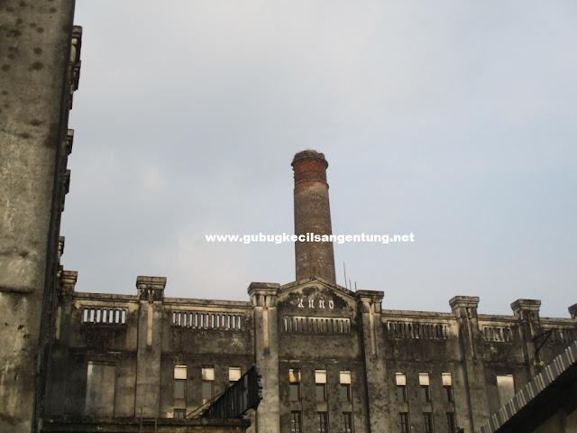 pabrik gula gembongan