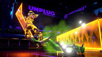 Laser League Game Screenshot 1