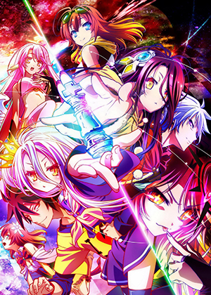 No Game No Life: Zero [Película] [HD] [MEGA]