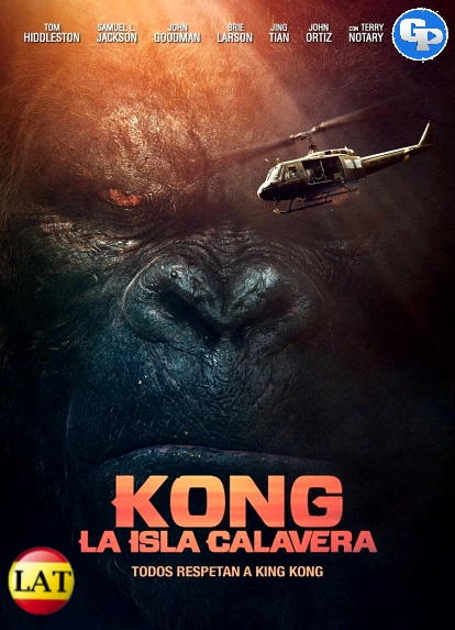 Kong: La Isla Calavera (2017) LATINO