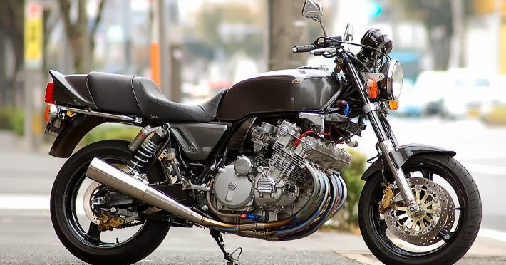 planet japan blog honda cbx 1000 by quarter. Black Bedroom Furniture Sets. Home Design Ideas