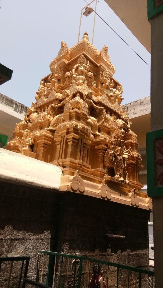 Irukkankudi Mariamman Temple Vimanam