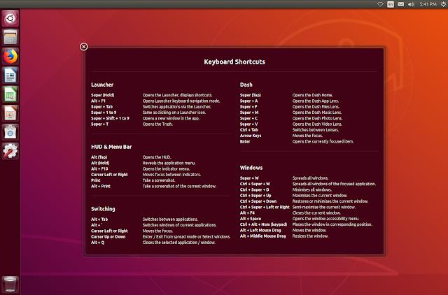 Ubuntu 18.04 Unity