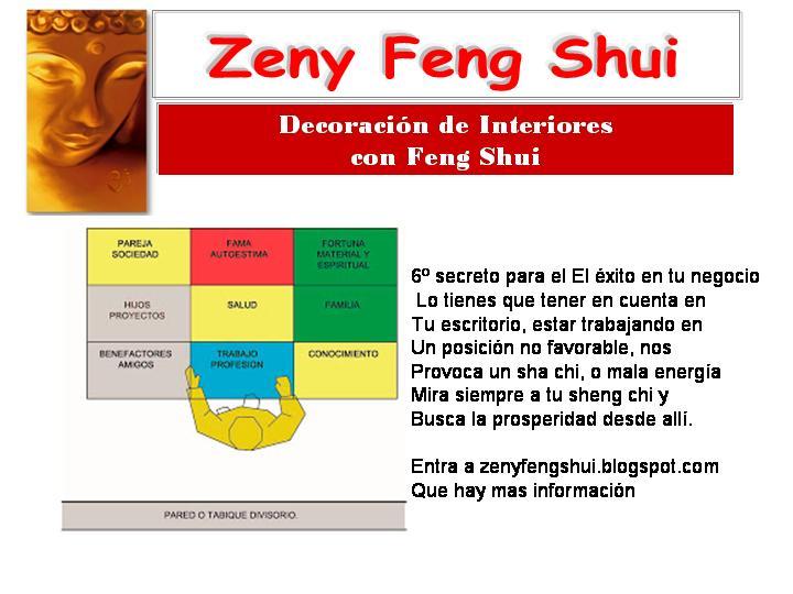 Feng shui prosperidad y riqueza for De que color pintar una oficina segun el feng shui