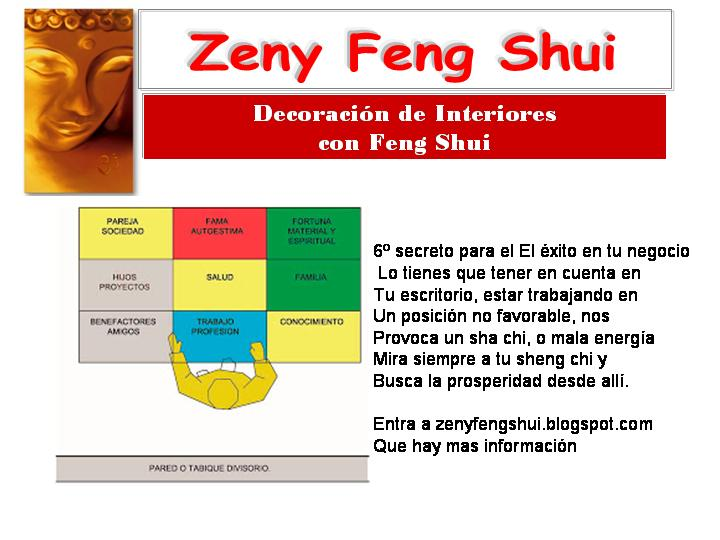 oficina prosperidad feng shui zeny