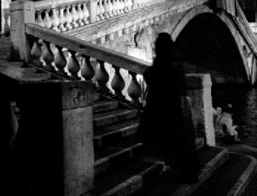 Photo: Phantom at Rialto Bridge in Venice