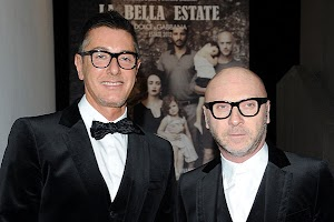 Domenico Dolce and Stefano Gabbana were sentenced to prison for tax evasion