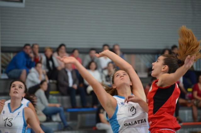 baloncesto sénior femenino