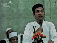 Ceramahnya Selalu Dibanjiri Jamaah, Begini Pengakuan Mengejutkan Ustadz Abdul Somad
