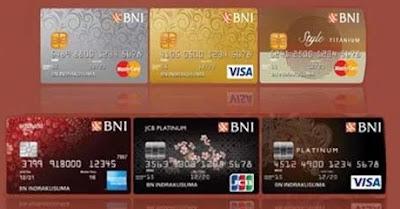 kartu kredit bni, cara buat kartu kredit,syarat membuat kartu kredit