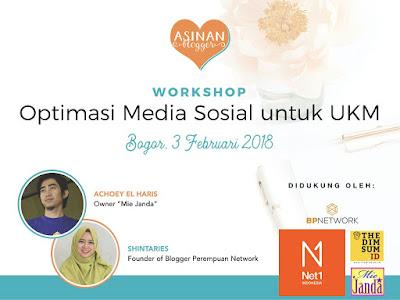 Optimasi Sosial Media untuk UKM