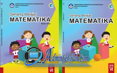 Buku Matematika Kelas 6 K13 Revisi 2018 Terbaru Lengkap Buku Guru dan Buku Siswa