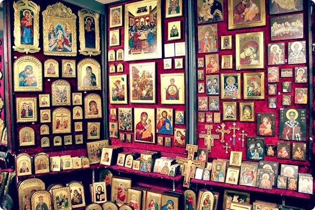 Zervopoulos handmade icons