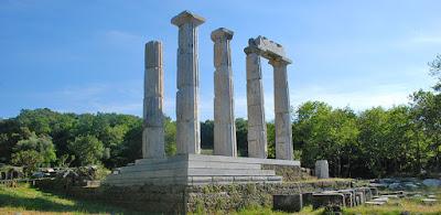 Διαδικτυακή καμπάνια για την ανακατασκευή των ιστορικών μονοπατιών της Σαμοθράκης