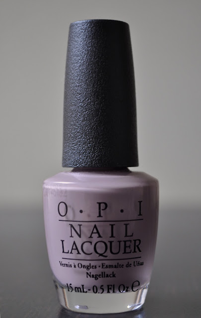 Day At The Beach...O.P.I Taupe-less Beach Nail Lacquer