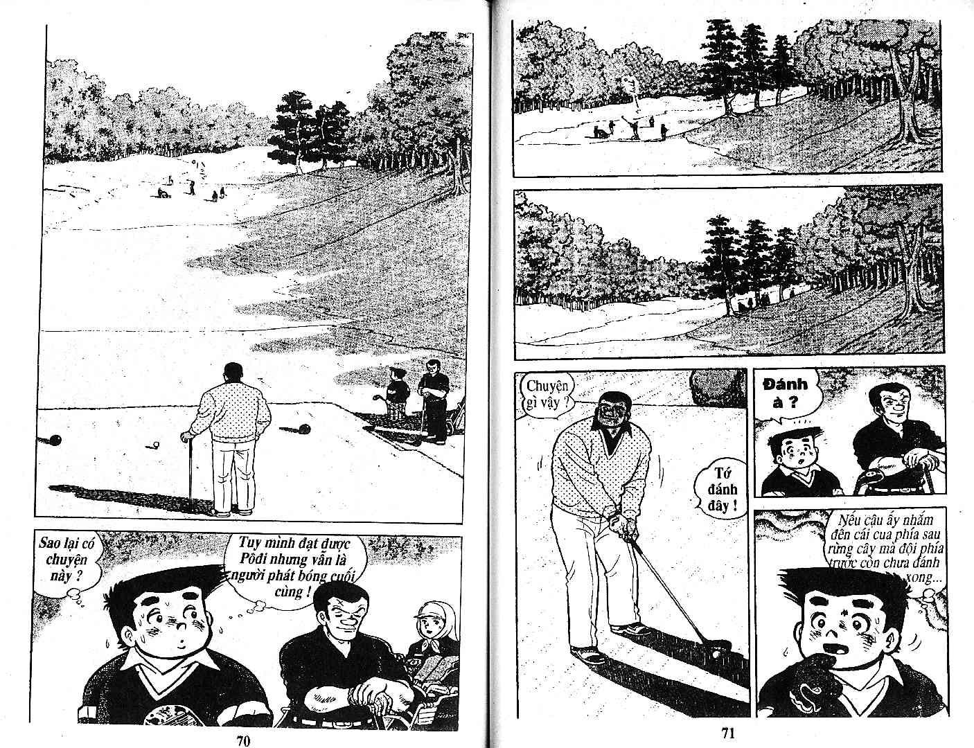 Ashita Tenki ni Naare chapter 28 trang 34