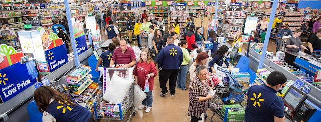 Supermercado Walmart em San Francisco