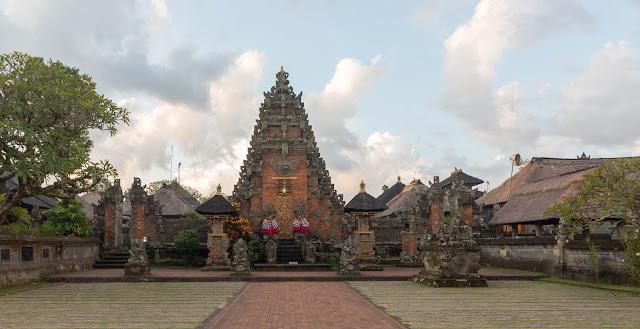 Brahma Temple Bali Ubud