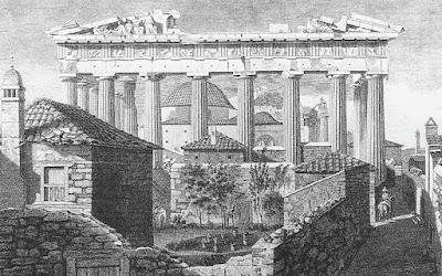 Ο Παρθενώνας των Βυζαντινών ως «ναός» της Παναγίας