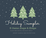 Holiday Sampler Wax Melt Sampler