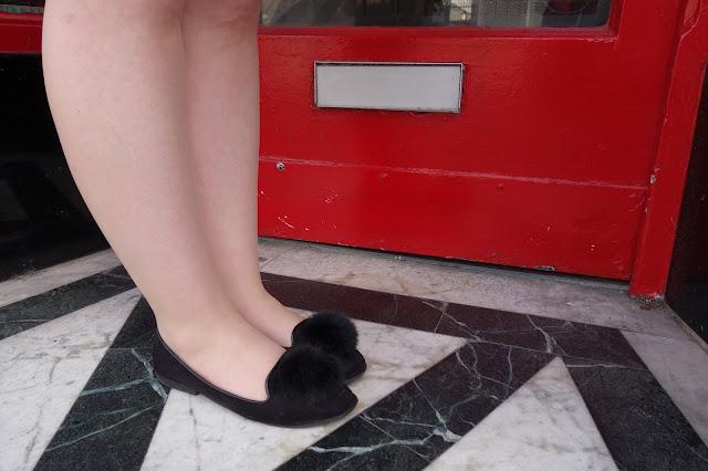 Primark Pom Pom Loafers