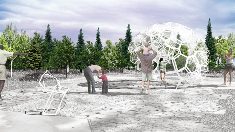 Jardins de Metis, International Garden Festival. Reford Garden. Quebec, Canadá