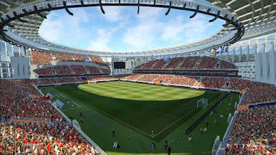 PES 2019 Stadium Ekaterinburg Arena World Cup 2018 by Arthur Torres