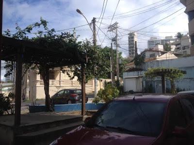 Mais um assalto a residência registrado na Rua Almirante Barroso