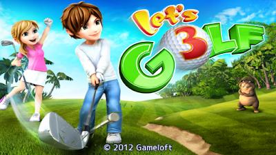 Let's Golf 3 apk + obb