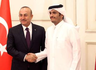 تركيا وقطر يعارضان إدراج الحرس الثوري الإيراني ضمن المنظمات الإرهابية
